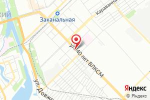 Адрес Стоки на карте