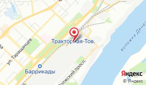 Адрес Электрическая подстанция Баррикадная-1