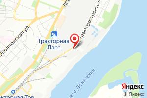 Адрес Спецгазмонтаж на карте