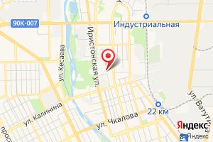Адрес Газпром межрегионгаз Владикавказ, территориальный участок в г. Владикавказ на карте
