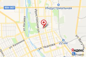 Адрес Газпром газораспределение Владикавказ на карте