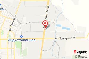 Адрес Газокомпрессорная Станция на карте