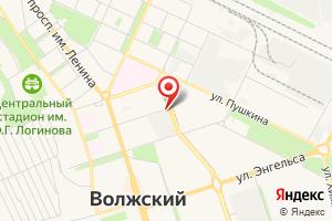 Адрес Газовик-34 на карте