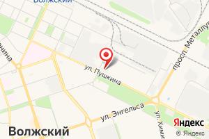 Адрес Электрическая подстанция Городская-1 на карте