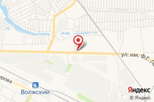 Адрес Электрическая подстанция Волжская на карте