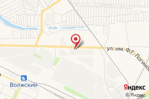 Адрес Левобережные электрические сети на карте