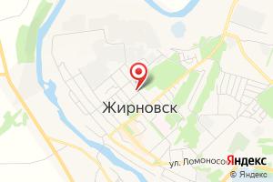 Адрес Газпром межрегионгаз Волгоград, абонентский отдел Жирновского р-на на карте
