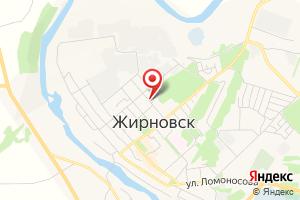 Адрес Газпром газораспределение Волгоград, МГП Жирновское, Линевский газовый участок на карте