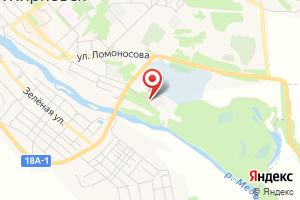 Адрес Газпром газораспределение Волгоград МГП Жирновское на карте
