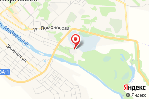 Адрес Жирновскгоргаз на карте