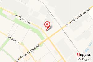 Адрес Электрическая подстанция Городская-2 на карте