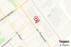 Адрес Электрическая подстанция Городская-3 на карте