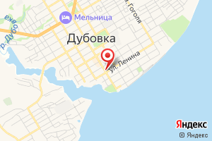 Адрес Газпром межрегионгаз Волгоград, абонентский участок Дубовского р-на на карте