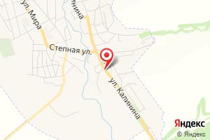 Адрес Камышинские Межрайонные Электрические Сети Котовский Участок на карте