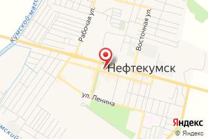 Адрес Филиал РН-Энерго в Ставропольском крае на карте
