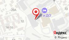 Гостиница От и до на карте