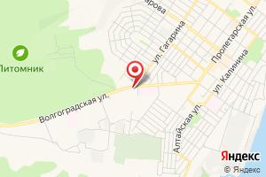 Адрес Газпром газораспределение Волгоград, филиал в г. Камышине на карте