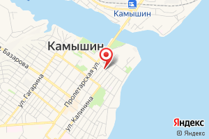 Адрес Газпром межрегионгаз Волгоград, абонентский отдел Камышинского р-на на карте