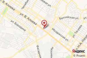 Адрес Чеченгаз на карте