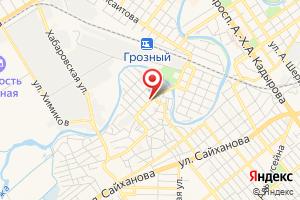 Адрес Gazstroymontazh на карте