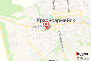 Адрес Газпром газораспределение Саратовская область, центр обслуживания населения в Красноармейском районе Саратовской области на карте