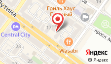 Хостел На проспекте Путина 19 на карте