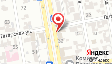 Отель Столица Инн на карте