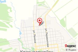 Адрес ФГУП Водоканал на карте