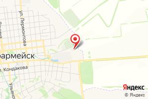 Адрес Электрическая подстанция Красноармейск на карте