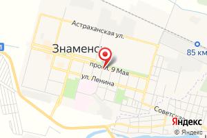 Адрес МП Теплосети на карте