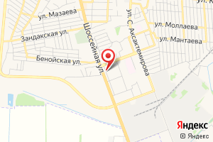 Адрес Газпром межрегионгаз Грозный Абонентский отдел г. Аргун на карте