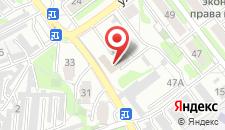 Гостиница На Тверской на карте