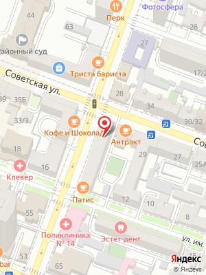 Кафе кондитерская Patissiere на карте
