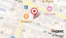 Гостиница Бизнес-отель на карте