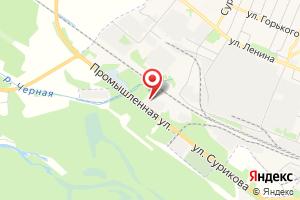 Адрес Электрическая подстанция Венец на карте