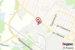 Адрес Шумерлинское Производственное управление Водоканал на карте