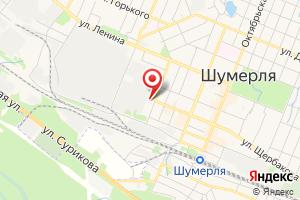 Адрес Трансформаторная подстанция № 2 на карте