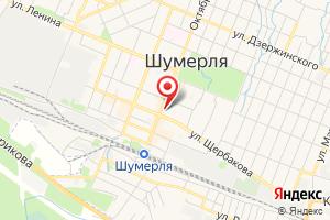 Адрес Трансформаторная подстанция № 86 на карте