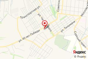 Адрес Алатырские Городские Электросети МУП на карте