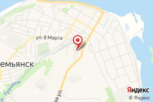 Адрес Многоотраслевое предприятие Коммунального Хозяйства на карте