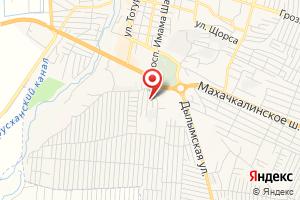 Адрес Полигон электросетей на карте