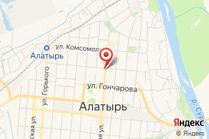 Адрес РусГидро на карте