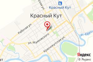 Адрес Газпром межрегионгаз Саратов, отделение по Краснокутскому, Советскому и Питерскому районам на карте