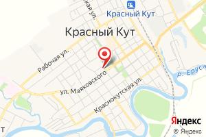 Адрес Газпром газораспределение Саратовская область, центр обслуживания населения в Краснокутском районе Саратовской области на карте