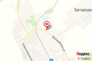 Адрес Газпром Газораспределение Саратовская область Р. П. Степное, участок в г. Красный Кут на карте