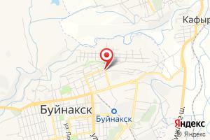Адрес Газпром газораспределение Дагестан, Мастерский участок Новострой на карте