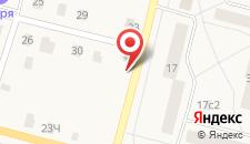 Апарт-отель Заря на карте