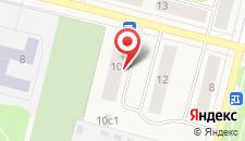 Апартаменты Ленина 10 на карте
