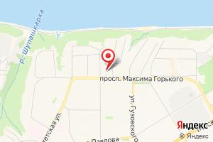 Адрес Газпром межрегионгаз Чебоксары, Чебоксарский территориальный участок, Московский абонентский пункт на карте