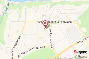 Адрес Энерготехнопроект-Ч на карте